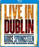 Blu-ray Брюс Спрингстин: концерт в Дублине / Bruce Springsteen with the Sessions Band: Live in Dublin (2006)
