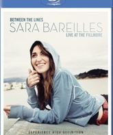 Blu-ray Сара Барейлес - концерт в Филморе / Between the Lines: Sara Bareilles - Live at the Filmore (2008)