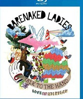 Blu-ray Barenaked Ladies: концерт в Мичигане / Barenaked Ladies: Talk to the Hand, Live in Michigan