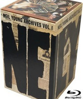 Blu-ray Нил Янг: дискография за 1963-1972 годы / Neil Young Archives: Volume 1 (1963-1972)