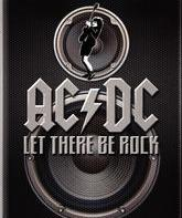 Blu-ray AC/DC: Да будет рок / AC/DC: Let There Be Rock (1980)