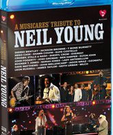Blu-ray Нил Янг: концерт-трибьют / A MusiCares Tribute to Neil Young (2010)
