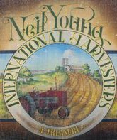 Blu-ray Нил Янг & International Harvesters: Сокровище / Neil Young & The International Harvesters: A Treasure (1984-1985)
