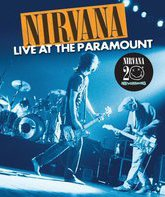Blu-ray Нирвана: концерт в Paramount Theater / Nirvana: Live at the Paramount (1991)
