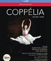 Blu-ray Делиб: Коппелия / Delibes: Coppelia - Live at the Palais Garnier (2011)