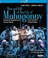 Blu-ray Брехт, Вайль: Расцвет и падение города Махагони / Brecht & Weill: Rise and Fall of the City of Mahagonny (2010)