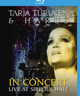Тарья Турунен & Harus: концерт в Сибелиус Холл / Tarja Turunen & Harus: In Concert - Live at Sibelius Hall (2011) (Blu-ray)