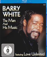 Blu-ray Барри Уайт: Мужчина и его музыка / Barry White - The Man And His Music