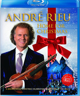 Blu-ray Андрэ Рье: Дом для Рождества / Andre Rieu: Home for Christmas (2012)