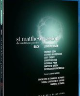 Blu-ray Бах: Страсти по Матфею / Bach: St. Matthew Passion - Basilica Cathedral Saint-Denis (2011)