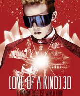 "Blu-ray G-Dragon: ""Один из вида"" в 3D - мировой тур-2013 / G-DRAGON: ""One of A Kind"" 3D ~ 2013 1st World Tour"