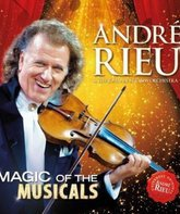 Blu-ray Андре Рье: Волшебство мюзиклов / Andre Rieu: Magic of the Musicals
