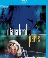 Blu-ray Дайана Кролл: концерт в Париже / Diana Krall: Live In Paris (2001)