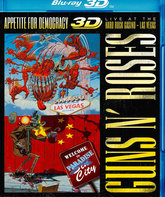 Blu-ray Guns N' Roses: Аппетит для демократии / Guns N' Roses: Appetite for Democracy – Live at the Hard Rock Casino, Las Vegas (2014)