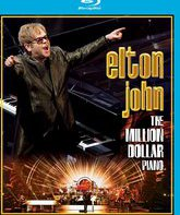 Blu-ray Элтон Джон: шоу «The Million Dollar Piano» / Элтон Джон: шоу «The Million Dollar Piano»