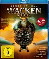 Blu-ray Wacken: Громче ада - 3D фильм / Wacken: Louder Than Hell - Der Film 3D (2014)