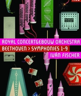 Blu-ray Бетховен: Симфонии 1-9 / Beethoven: Symphonies 1-9 by Royal Concertgebouw Orchestra (2013-2014)
