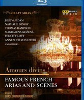 Blu-ray Божественная любовь: Знаменитые французские арии / Amours divins!: Famous French Arias & Scenes