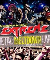 "Blu-ray Extreme: шоу ""Pornograffitti"" в Hard Rock Casino / Extreme: Pornograffitti Live 25 / Metal Meltdown (2015)"