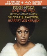 Blu-ray Пуччини: Тоска / Puccini: Tosca - Wiener Philharmoniker (1963)