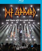 Blu-ray Def Leppard: И будет следующий раз - концерт в Детройте / Def Leppard: And There Will Be a Next Time - Live from Detroit (2016)