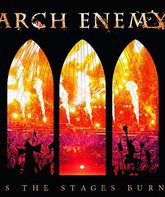 Blu-ray Arch Enemy: Как сцены горят! / Arch Enemy: As The Stages Burn! (2015-2016)