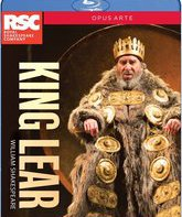 Blu-ray Шекспир: Король Лир / Shakespeare: King Lear - Royal Shakespeare Theatre (2015)