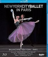Blu-ray New York City Ballet выступает в Париже / New York City Ballet in Paris (2016)