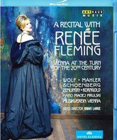 Blu-ray Рецитал с Рене Флеминг: концерт в Вене / A Recital with Renee Fleming: Vienna at the Turn of the 20th Century (2012)