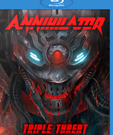 Blu-ray Annihilator: Тройная угроза / Annihilator: Triple Threat (2016)
