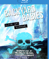 Blu-ray Backyard Babies: концерт в Цирке Стокгольма / Backyard Babies: Live At Cirkus (2016)