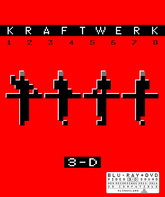 Kraftwerk: тур 2012-2016 / Kraftwerk: 3-D The Catalogue (2012-2016) (Blu-ray 3D)