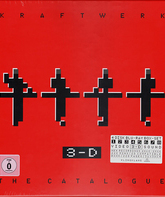 Kraftwerk: тур 2012-2016 {Делюкс издание} / Kraftwerk: 3-D The Catalogue {Deluxe Edition} (2012-2016) (Blu-ray)