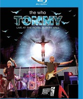 Blu-ray The Who: Томми - наживо в Королевском Альберт-Холле / The Who: Tommy - Live at the Royal Albert Hall (2017)