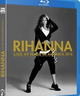 "Blu-ray Рианна: концерт на фестивале ""Made in America"" / Rihanna: Live at Made in America (2016)"