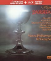 Blu-ray Вагнер: Парсифаль / Wagner: Parsifal - Solti & Vienna Philharmonic (1972)