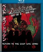 Blu-ray Dokken: Возвращение на Восток / Dokken: Return to the East Live 2016