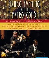 Blu-ray Вечер танго в театре Колон / West-Eastern Divan Orchestra at the Teatro Colon: A Tango Evening