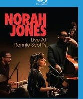Нора Джонс: концерт в джаз-клубе Ронни Скотта / Norah Jones: Live at Ronnie Scott's (2017) (Blu-ray)