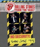 Blu-ray Роллинг Стоунз: Из хранилища - концерт в Сан-Хосе / The Rolling Stones: From the Vault - No Security - San Jose '99