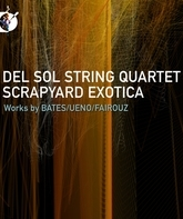 "Blu-ray Del Sol String Quartet: альбом ""Scrapyard Exotica"" / Del Sol String Quartet: Scrapyard Exotica (2012)"