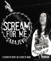 "Blu-ray Рокументари ""Scream For Me Sarajevo"" / Scream For Me Sarajevo (2017)"