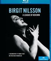 Blu-ray Биргит Нильссон: Собственная лига / Birgit Nilsson: A League of Her Own