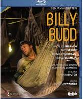 Бриттен: Билли Бад / Britten: Billy Budd - Teatro Real Madrid (2017) (Blu-ray)