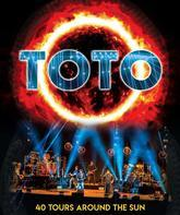 "Blu-ray Toto: живой альбом ""40 Tours Around the Sun"" / Toto: 40 Tours Around the Sun - Live (2018)"