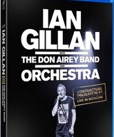 Blu-ray Иэн Гиллан, Дон Эйри и оркестр: наживо в Москве / Ian Gillan with the Don Airey Band and Orchestra: Contractual Obligation #1 - Live in Moscow