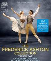 Коллекция Фредерика Эштона, Сборник 2 / The Frederick Ashton Collection Vol. 2 (Blu-ray)