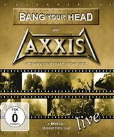 Axxis: Ударьтесь головой / Axxis: Bang Your Head With Axxis - Live 2017 (Blu-ray)