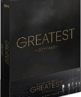 Концерт к 20-летию группы g.o.d / g.o.d: Greatest - 20th Anniversary Concert (Blu-ray)