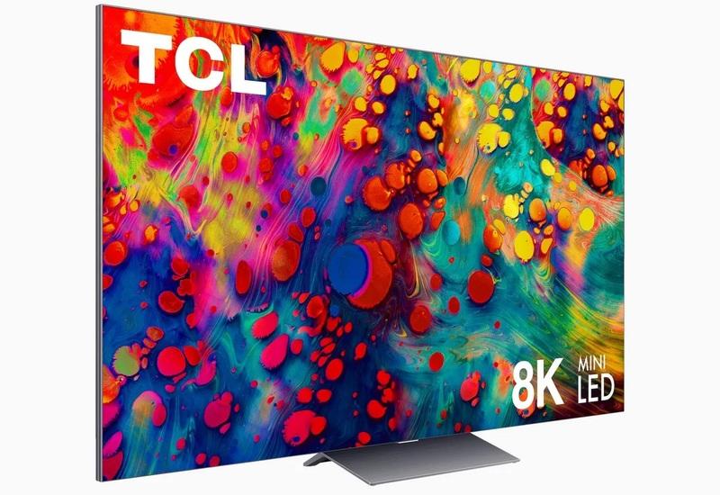 Стали известны все 8K и 4K телевизоры TCL 2021 года для Европы